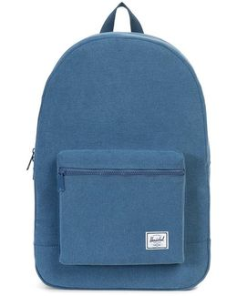 Cotton Casuals Daypack Bag Navy