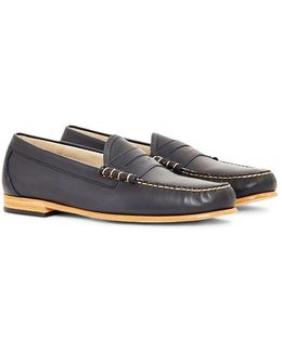 Palm Springs Larson Loafer Navy
