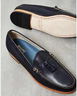 Palm Springs Larkin Loafer Navy