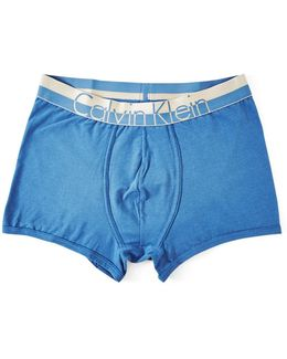 Underwear Magnetic Cotton Trunk Victorian Blue