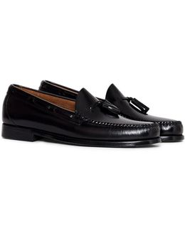 Weejuns Larkin Tassle Loafers Black