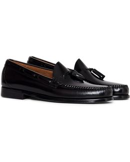 Weejuns Larkin Tassle Loafers Black