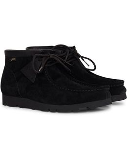 Bt Gtx Suede Wallabee Black
