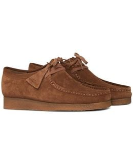 Suede Wallabee Light Brown