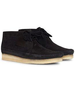 Weaver Boot Black