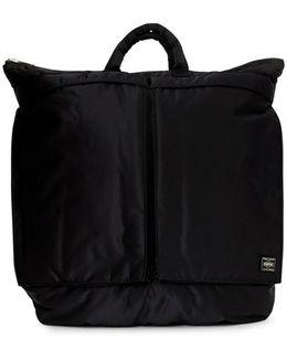 Tanker 2 Way Helmet Bag Black