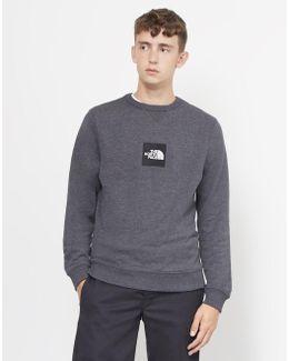 Black Label Sweatshirt Dark Grey