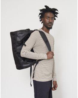 Base Camp Small Duffle Bag Black