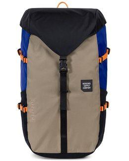 Barlow Large Backpack Tan