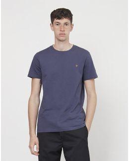Denny T-shirt Navy