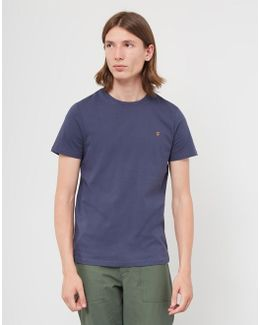 Denny T-shirt Navy