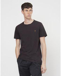 Denny T-shirt Black