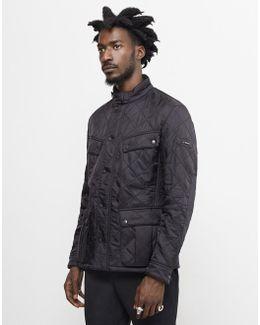Ariel Poler Quilted Jacket Black