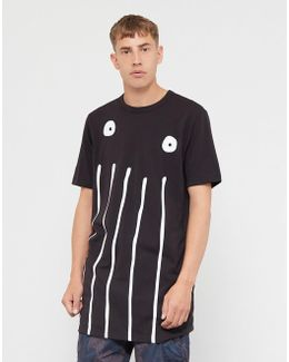 Occotis Long T-shirt Black