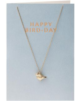 Happy Bird-day Giftcard