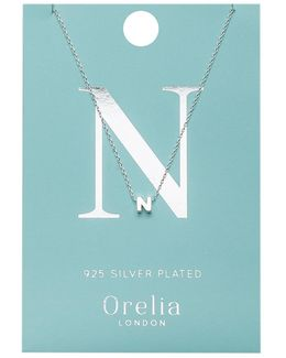 Necklace Initial N