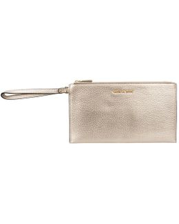 Mercer Large Zip Clutch