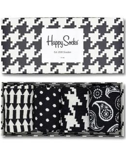 Black White Gift Box
