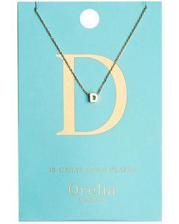 Necklace Initial D