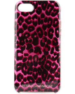 Leopard Print Case Iphone 7