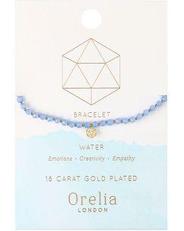 Water Elements Beaded Bracelet