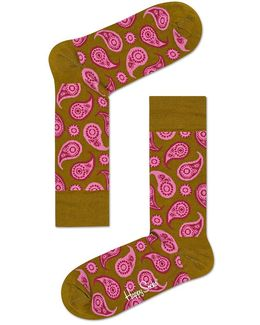 Socks Paisley