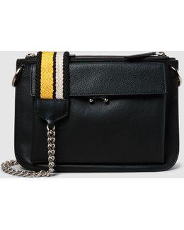 Bandoleer Leather Shoulder Bag
