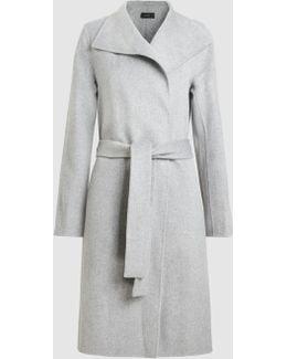 Lima Double-faced Cashmere Coat