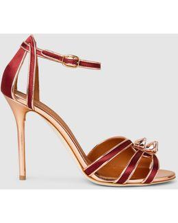 Eunice High Heeled Sandals