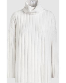 Wool And Cashmere-blend Turtleneck Jumper