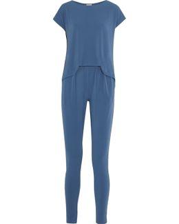 Stretch-jersey Jumpsuit