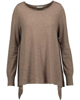 Letitia Oversized Knit Top