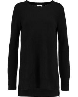 Jonathan Merino Wool And Cashmere-blend Sweater