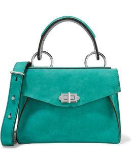 Hava Small Leather Shoulder Bag