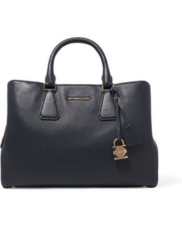 Camille Leather Tote