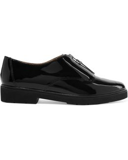 Dawson Patent-leather Brogues