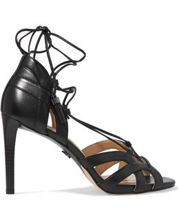 Mirabel Leather Sandals