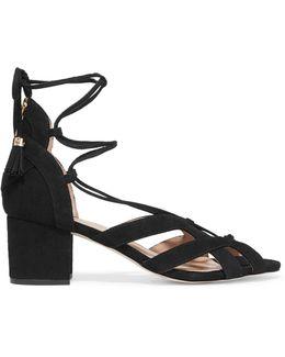 Mirabel Suede Sandals