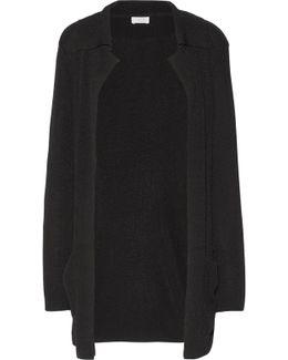 Kennedy Rib-knit Cardigan