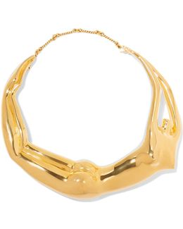 Body Gold-plated Necklace