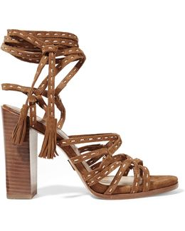 Rowan Suede Sandals