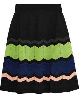 Crochet-knit Skirt