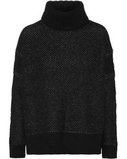 Alizon Wool-blend Turtleneck Sweater