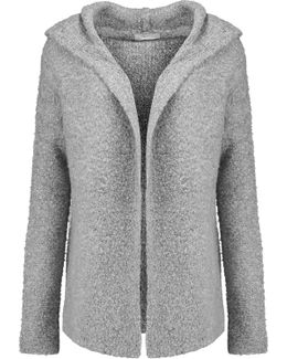 Hadwyn Knitted Hooded Cardigan