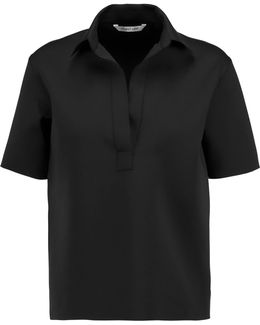 Neoprene Polo Top