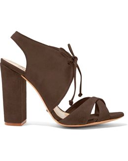 Gracy Suede Sandals