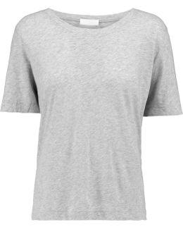 Cotton And Modal-blend Jersey T-shirt