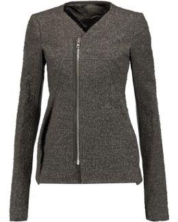 Aurelia Cotton-blend Bouclé Jacket