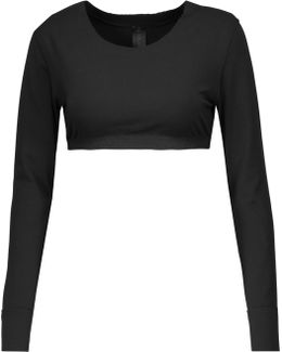 Cropped Stretch Tech-jersey