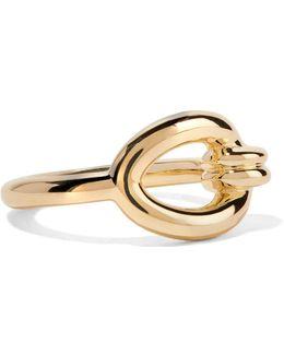 Kadin Gold-tone Ring
